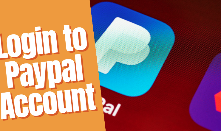 Login to Paypal Account