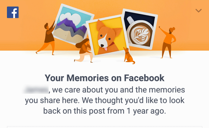 Memories today for me on Facebook years ago: How to find memories