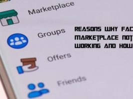 Reasons Why Facebook Marketplace Not Working and How to Fix: Facebook Marketplace   Facebook Marketplace Rules