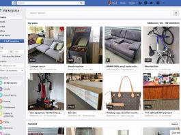 Facebook Marketplace and the Tips for Using Facebook Marketplace